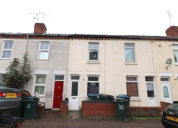 Thumbnail 2 bed terraced house to rent in Smith Street, Foleshill, Coventry, West Midlands