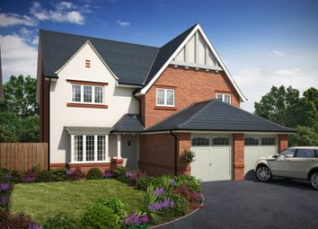 Thumbnail 5 bed detached house for sale in Preston Road, Grimsargh
