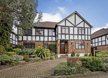 Thumbnail 4 bed property for sale in Hartsbourne Close, Bushey Heath, Bushey