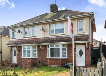 Thumbnail 3 bed semi-detached house for sale in Larch Road, Southampton