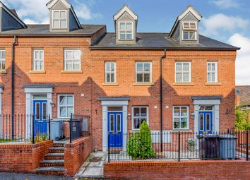 Thumbnail 3 bed terraced house for sale in Wallcroft Gardens, Middlewich, Cheshire