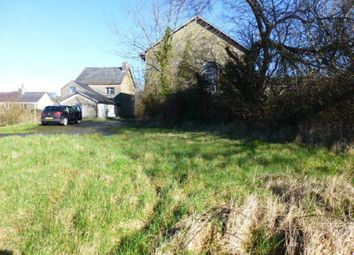 Thumbnail Land for sale in Llanarth