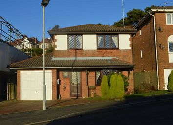 Thumbnail 4 bedroom detached house for sale in Newnham Crescent, Swansea