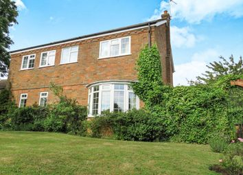 Thumbnail 4 bed detached house for sale in Mount Pleasant, Aspley Guise, Milton Keynes