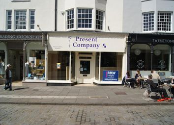 Thumbnail Retail premises to let in 19 Market Place, Wells, Somerset