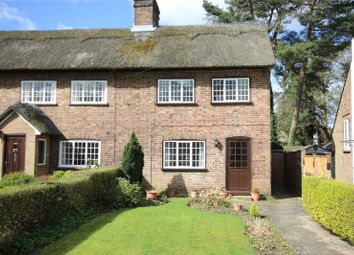Thumbnail 2 bedroom end terrace house for sale in Hatching Green, Harpenden, Hertfordshire