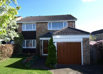 Thumbnail 3 bed detached house for sale in Tennyson Drive, Newport Pagnell, Buckinghamshire