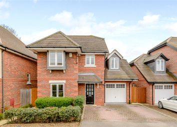 Thumbnail 4 bed detached house for sale in Swallow Fields, Iver, Buckinghamshire