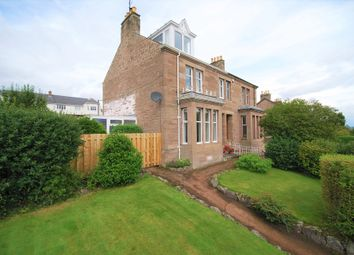 Thumbnail 4 bedroom semi-detached house for sale in Glasgow Road, Perth, Oakbank