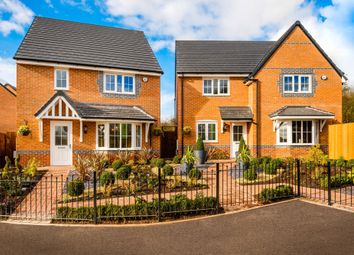 """Thumbnail 4 bed detached house for sale in """"Chesham"""" at Hampton Dene Road, Hereford"""