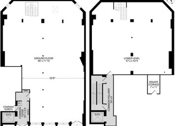 Thumbnail Property for sale in 41-43 Warren Street, New York, New York State, United States Of America
