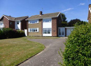 Thumbnail 3 bedroom detached house for sale in Gunton Cliff, Lowestoft
