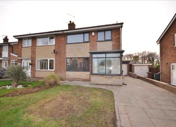 Thumbnail 3 bed semi-detached house to rent in Park Avenue, Euxton, Chorley