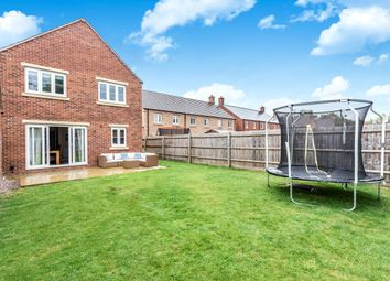 Thumbnail 4 bed detached house for sale in Northfields Close, Deanshanger, Milton Keynes