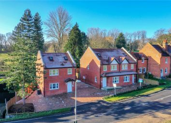 Thumbnail 3 bed detached house for sale in Copthall Green, Upshire, Essex