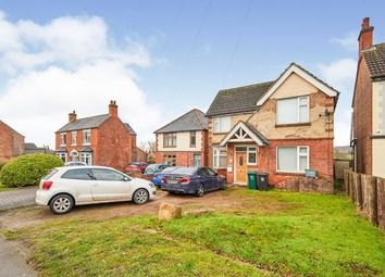 Thumbnail 4 bed detached house for sale in Burton Road, Overseal, Swadlincote, Derbyshire