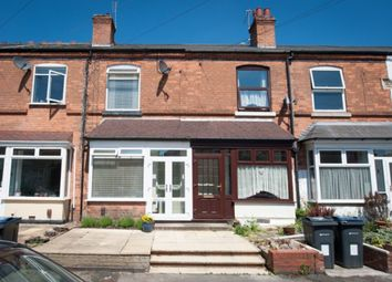 Thumbnail 3 bedroom terraced house for sale in Lime Grove, Sutton Coldfield