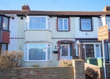 Thumbnail 3 bed terraced house for sale in Coppins Grove, Fareham