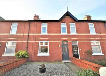 Thumbnail 3 bed terraced house for sale in Curzon Road, St Anne's, Lytham St Anne's, Lancashire