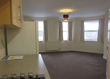 Thumbnail 1 bed flat to rent in Dean Cross Road, Plymouth