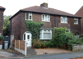 Thumbnail 3 bed semi-detached house to rent in Cambridge Road, Urmston