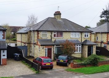 Thumbnail 4 bed semi-detached house for sale in Cherry Hinton Road, Cherry Hinton, Cambridge