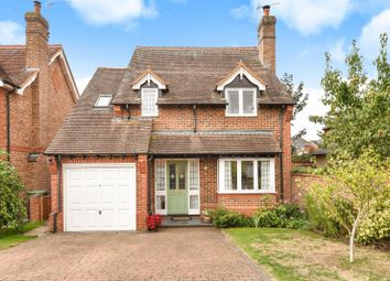 Thumbnail 4 bed detached house for sale in Gravel Close, Benson, Wallingford