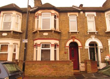 Thumbnail 3 bed terraced house to rent in Kildare Road, London
