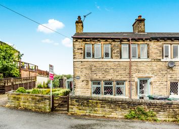Thumbnail 3 bed cottage for sale in Parkwood Road, Longwood, Huddersfield