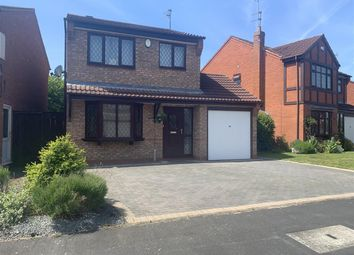 3 bed detached house for sale in Ampleforth Drive, Stafford ST17