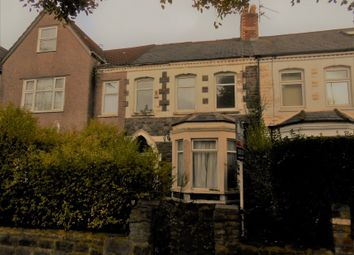 Thumbnail 6 bedroom terraced house for sale in 142 Richmond Road, Cardiff, Cardiff