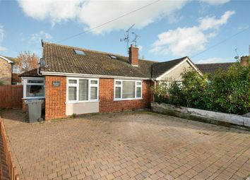Marlowe Close, Whitstable, Kent CT5. 3 bed semi-detached house for sale