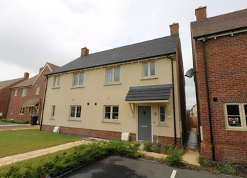 Thumbnail 3 bed semi-detached house for sale in Bailey Close, Kibworth Harcourt, Leicester, Leicestershire