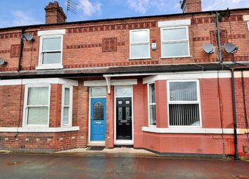 Thumbnail 3 bed terraced house for sale in Priory Street, Warrington