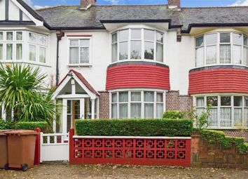 Thumbnail 3 bed terraced house for sale in St. Peter's Avenue, London
