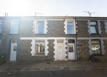 Thumbnail 3 bed terraced house for sale in Plymouth Road, Hopkinstown, Pontypridd