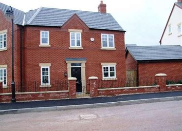 Thumbnail 3 bed semi-detached house to rent in Upton Grange, Upton, Chester