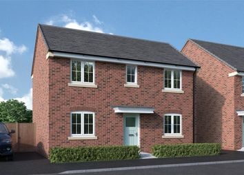 "Thumbnail 3 bed detached house for sale in ""Darwin"" at Back Lane, Somerford"