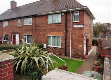 Thumbnail 3 bed semi-detached house for sale in Withern Road, Nottingham