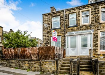 Thumbnail 3 bed end terrace house for sale in Dudley Road, Marsh, Huddersfield