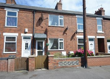 Thumbnail 2 bed terraced house for sale in Lord Roberts Road, Chesterfield