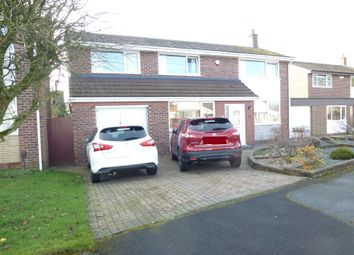 Thumbnail 4 bed detached house for sale in Dalehead Road, Leyland