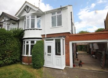 Thumbnail 3 bed semi-detached house to rent in St. Margarets Avenue, Luton