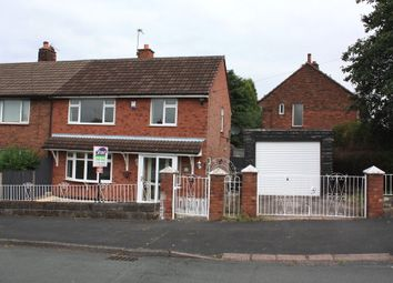 Thumbnail 3 bedroom semi-detached house for sale in Victoria Avenue, Kidsgrove, Stoke-On-Trent