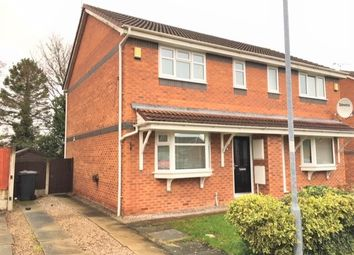 Thumbnail 3 bed semi-detached house for sale in Courbet Drive, Connah's Quay, Deeside