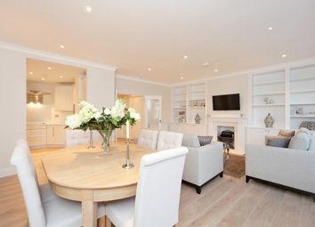 Thumbnail 3 bed flat to rent in Inverness Terrace, Hyde Park
