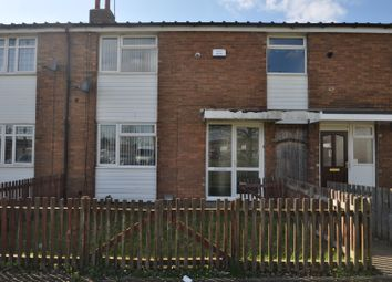Thumbnail 3 bed terraced house for sale in Brixton Close, Hull