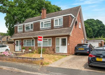 Thumbnail 3 bedroom semi-detached house for sale in Longleat Gardens, Southampton