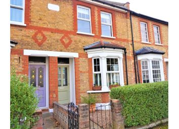Thumbnail 4 bed terraced house for sale in Cambridge Road, Sidcup