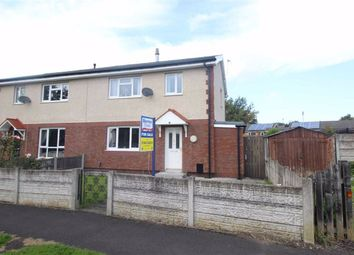 Thumbnail 3 bed semi-detached house for sale in Leicester Avenue, Hindley, Wigan